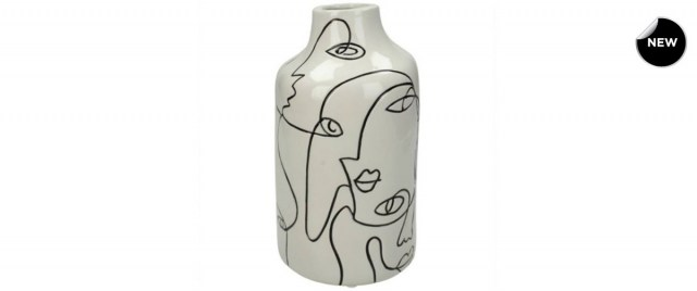 Fine Earthenware vase